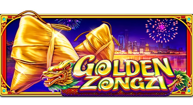 Golden Zongzi บ๊ะจ่างทองคำ นำโชค สล็อตใหม่มาแรง จาก UFA Slot