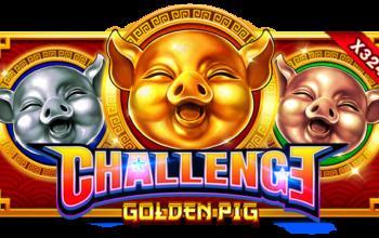 golden pig เกมสลล็อตหมูทอง บน UFA Slot